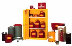 safety storage products